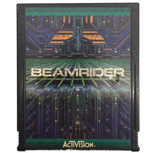Beamrider - Atari 2600 Game
