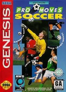AWS Pro Moves Soccer - Genesis Game