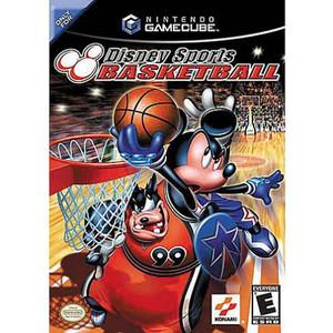 Disney Sports Basketball - GameCube Game