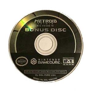 Metroid Prime Bonus Disc - GameCube Game