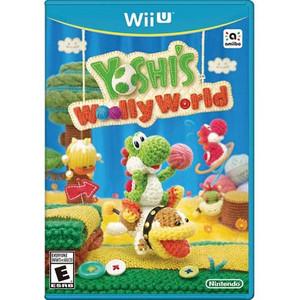 Yoshi's Woolly World - Wii U Game