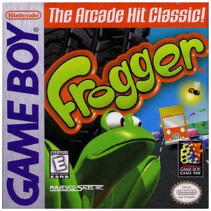 Frogger - Game Boy Color