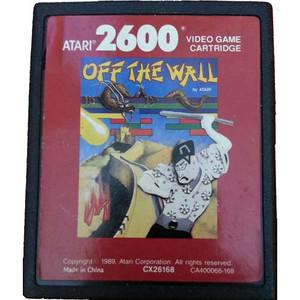Off The Wall - Atari 2600 Game