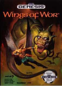 Wings of Wor Genesis Game