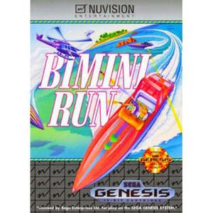 Bimini Run - Genesis Game