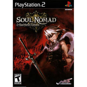 Soul Nomad - PS2 Game