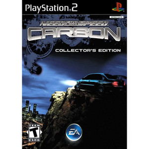 Need For Speed Carbon Collector's Edition - PS2 Game