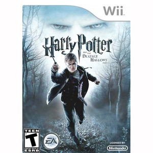 Harry Potter and the Deathly Hallows Part 1 - Wii Game