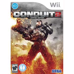 Conduit 2 Limited Edition - Wii Game