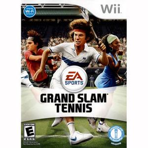 Grand Slam Tennis - Wii Game