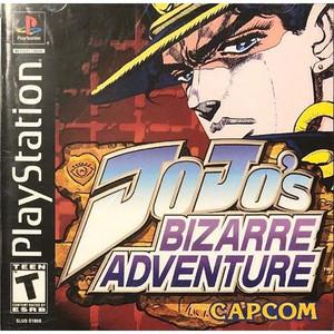 JoJo's Bizarre Adventure - PS1 Game