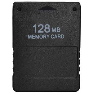 3rd Party Memory Card 128mb - Playstation 2 (PS2)
