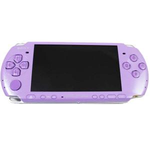 Sony PSP 3000 Handheld System Hannah Montana Purple