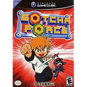 Gotcha Force - Gamecube Game