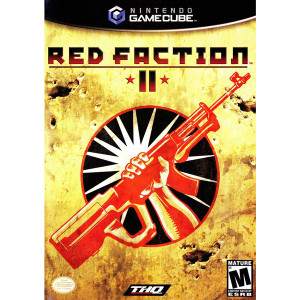 Red Faction II - Gamecube Game