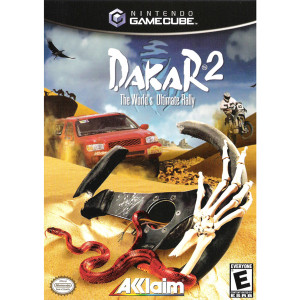 Dakar 2 The Worlds Ultimate Rally - Gamecube Game