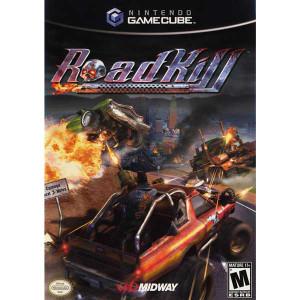 Roadkill - Gamecube Game