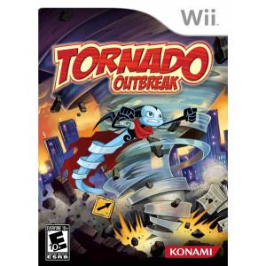 Tornado Outbreak - Wii Game