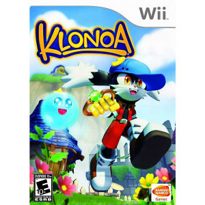 Klonoa - Wii Game
