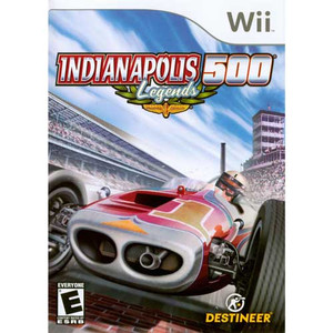 Indianapolis 500 Legends - Wii Game