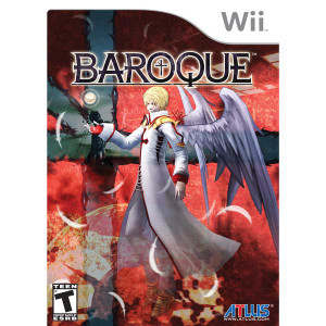 Baroque - Wii Game