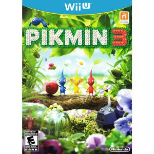 Pikmin 3 - Wii U Game