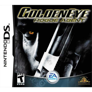 GoldenEye Rogue Agent - DS Game
