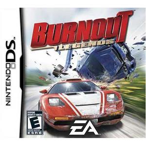 Burnout Legends - DS Game