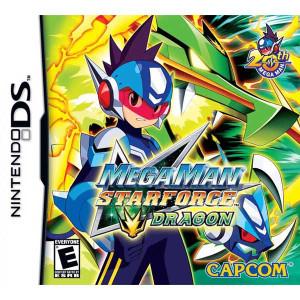 Mega Man Star Force Dragon - DS Game