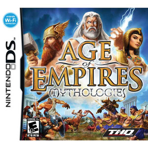 Age of Empires Mythologies - DS Game