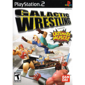 Galactic Wrestling - PS2 Game