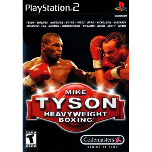 Mike Tyson Heavyweight Boxing - PS2 Game