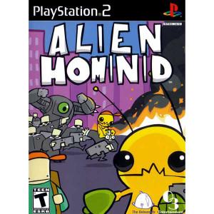 Alien Hominid - PS2 Game
