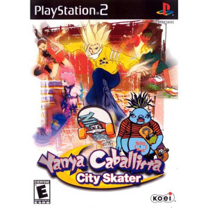 Yanya Caballista City Skater - PS2 Game