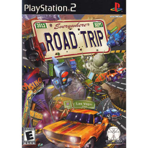 Road Trip - PS2 Game