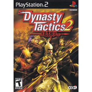 Dynasty Tactics 2 - PS2 Game