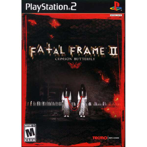 Fatal Frame II Crimson Butterfly - PS2 Game