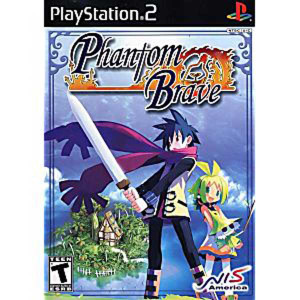 Phantom Brave - PS2 Game