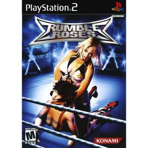Rumble Roses - PS2 Game