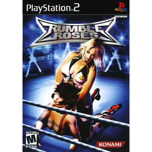 Rumble Roses - PS2 Game