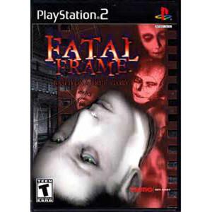 Fatal Frame - PS2 Game