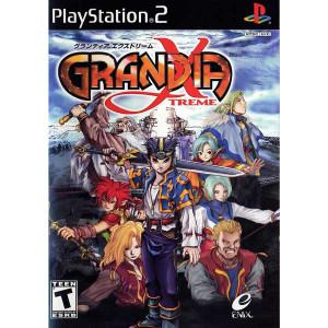 Grandia Xtreme - PS2 Game