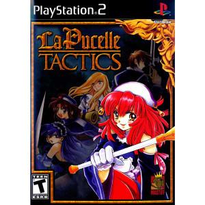 La Pucelle Tactics - PS2 Game