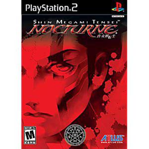 Shin Megami Tensei Nocturne - PS2 Game