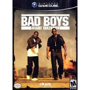 Bad Boys Miami Takedown - Gamecube Game