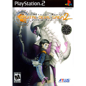 Digital Devil Saga 2 - PS2 Game