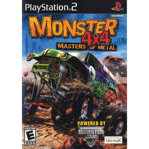 Monster 4X4 - PS2 Game