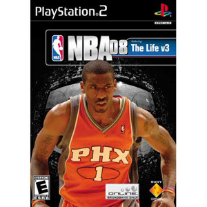NBA 08 The Life V3 - PS2 Game