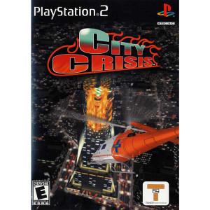 City Crisis - PS2 Game