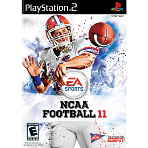 NCAA Football 11 - PS2 Game